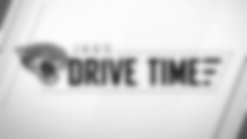 Jags Drive Time: Wednesday, April 24