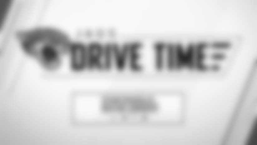 Jags Drive Time: Wednesday, September 12