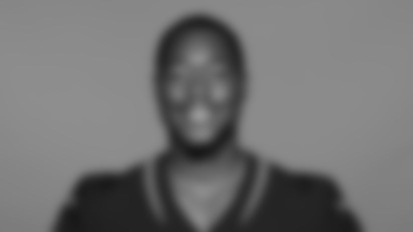 This is a 2021 photo of Jalen Camp of the Jacksonville Jaguars NFL football team. This image reflects the active roster as of Wednesday, May 12, 2021 when this image was taken.
