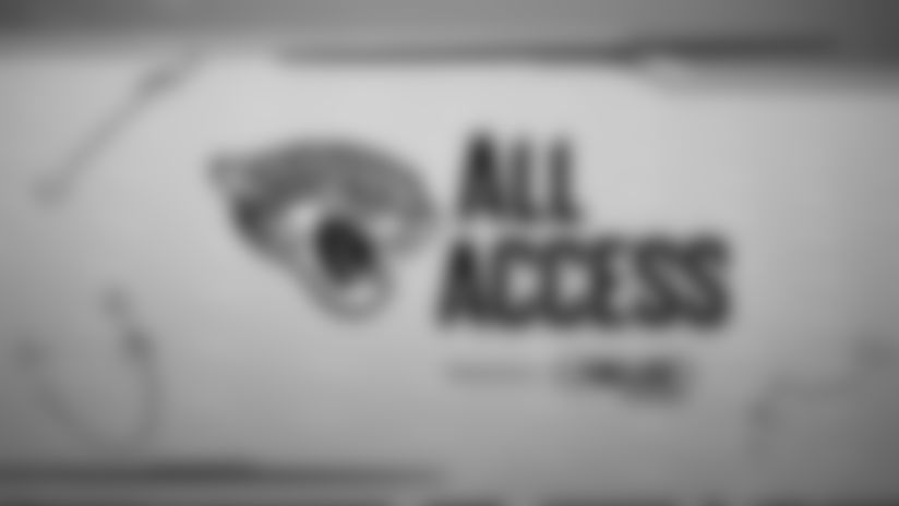 Jaguars All Access: September 23rd