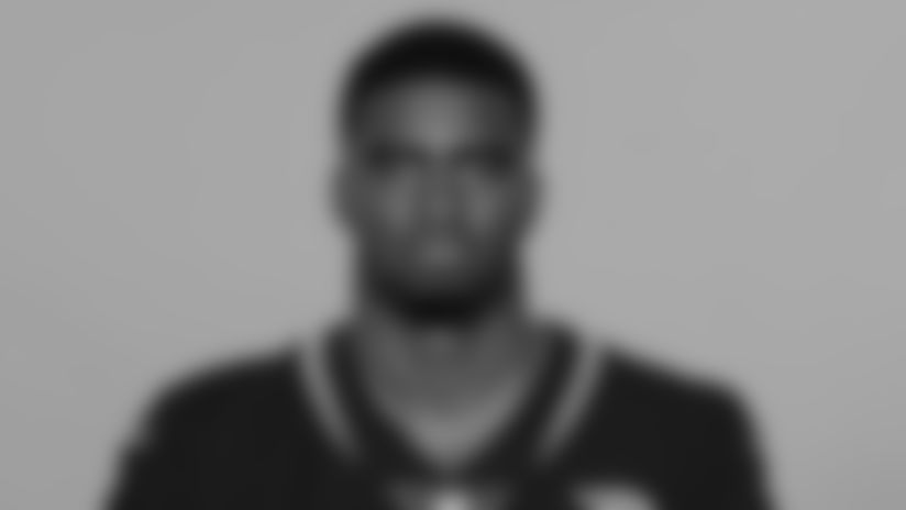 This is a 2019 photo of Breon Borders of the Jacksonville Jaguars NFL football team. This image reflects the active roster as of Tuesday, May 14, 2019 when this image was taken. (AP Photo)