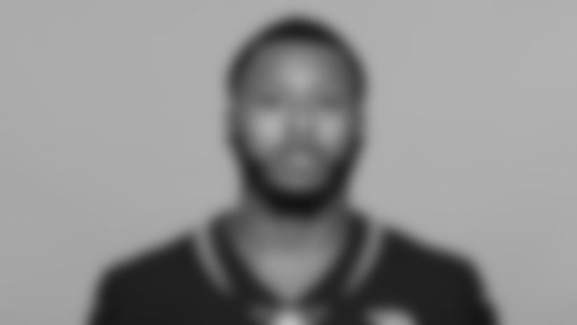 This is a 2019 photo of Zedrick Woods of the Jacksonville Jaguars NFL football team. This image reflects the active roster as of Tuesday, May 14, 2019 when this image was taken. (AP Photo)