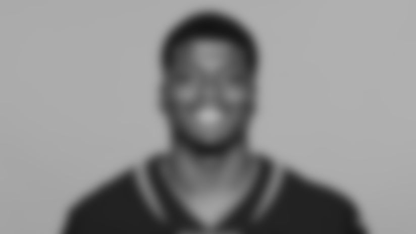 This is a 2019 photo of Raphael Leonard of the Jacksonville Jaguars NFL football team. This image reflects the active roster as of Tuesday, May 14, 2019 when this image was taken. (AP Photo)