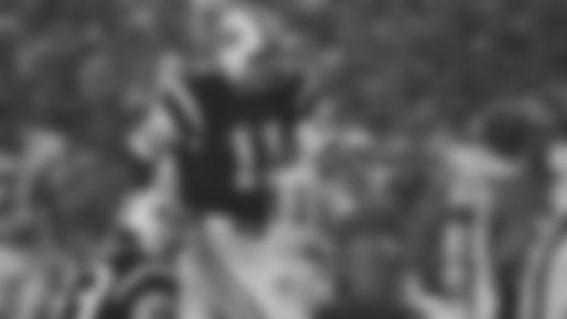 Jim Turner of the Turner 11 Kicker of the New Yor Jets