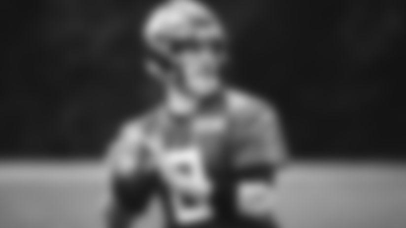 Jets Promote QB Luke Falk to Active Roster