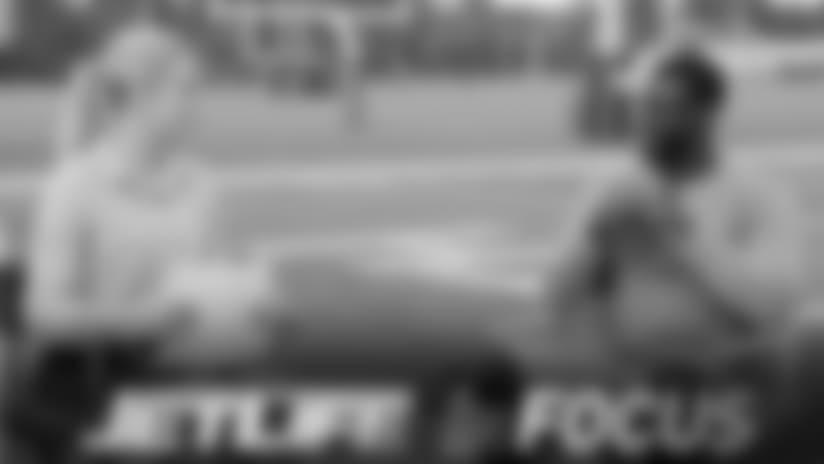 JetLife In Focus: CB Morris Claiborne