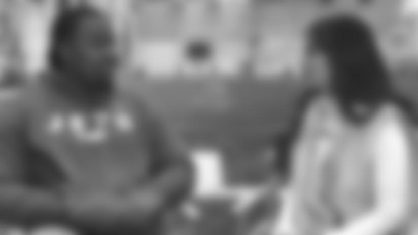 SNY: Steve McLendon 1-on-1