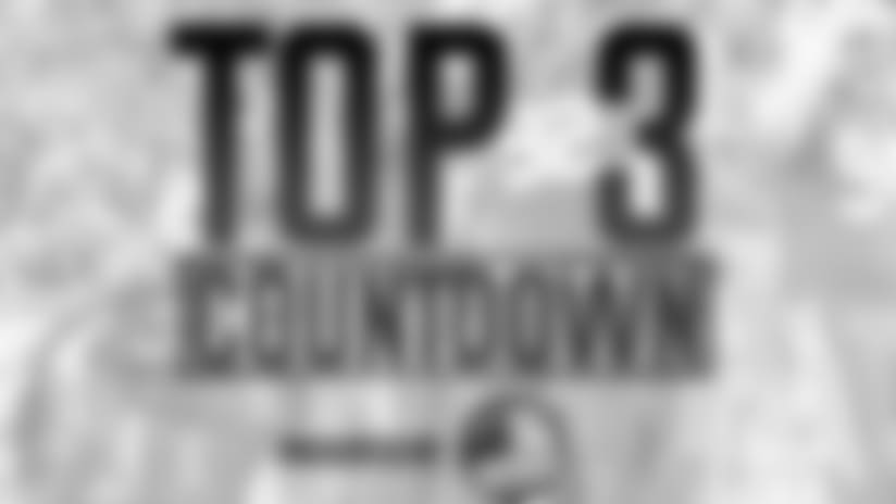 Top 3 Countdown: Greatest Primetime Games