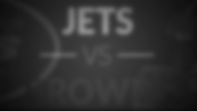 Amped Up: Jets at Browns
