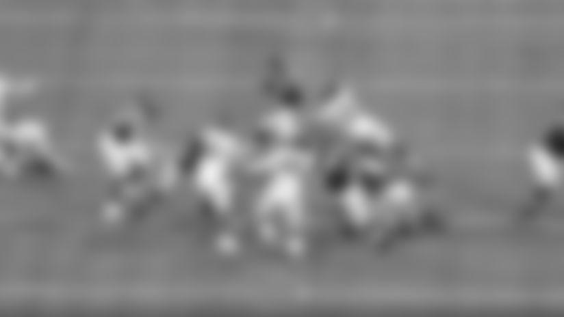 Highlights: Watch the Jets Sack Matt Ryan Three Times