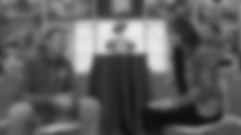 SNY: Joe Namath 1-on-1 (Part 1)