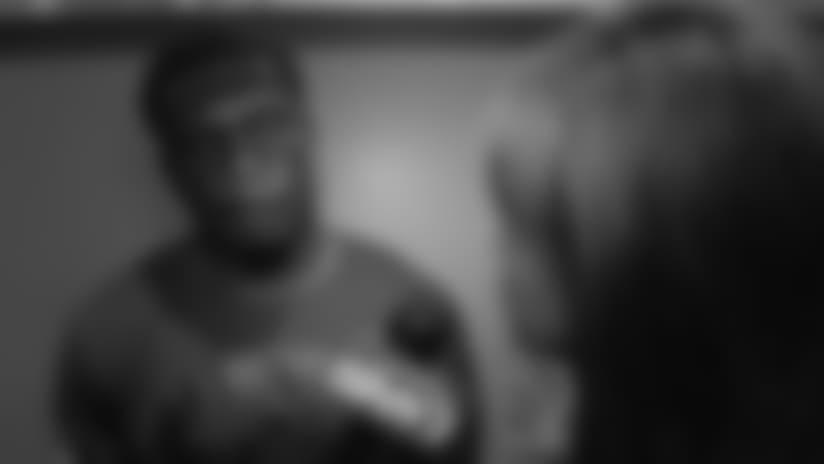 SNY: Quincy Enunwa Postgame 1-on-1