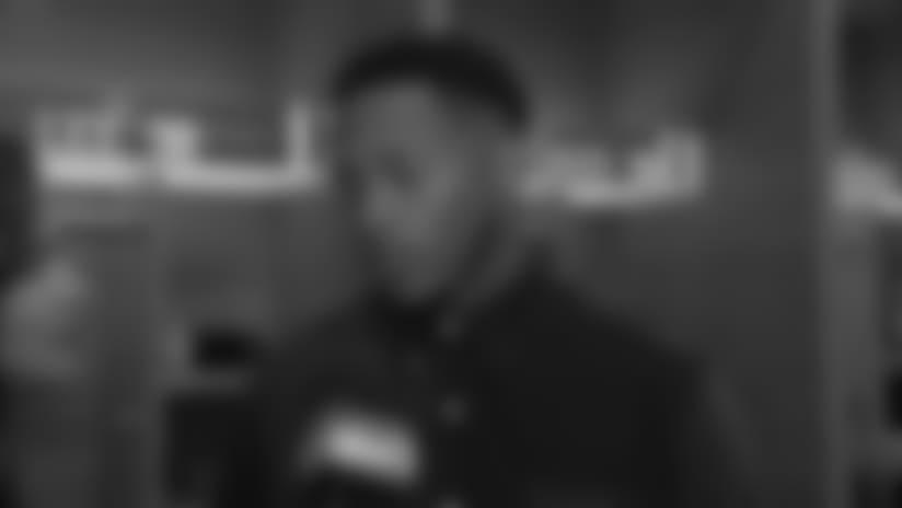 SNY: Darron Lee Postgame 1-on-1