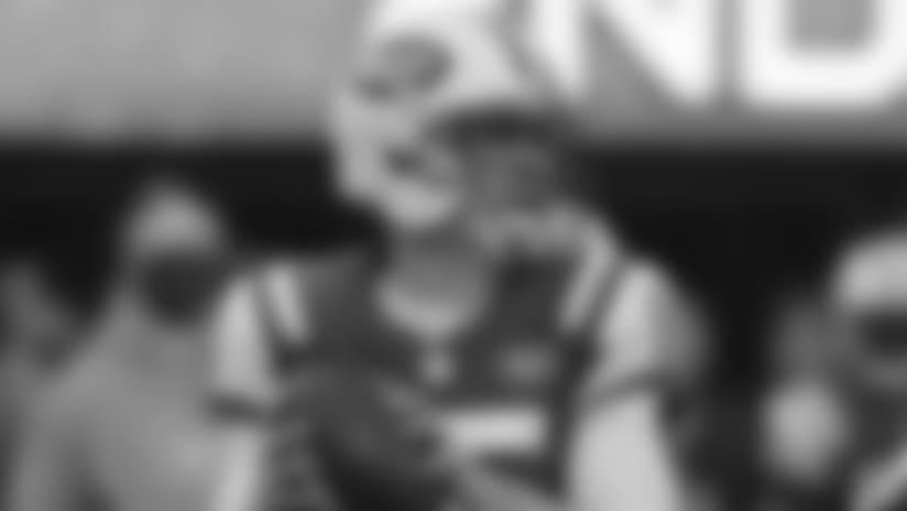 Josh McCown: Big Improvement on Third Down