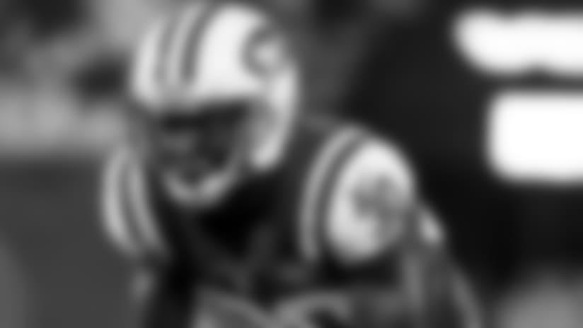 Jets Activate CB Rashard Robinson, Release J.J. Wilcox