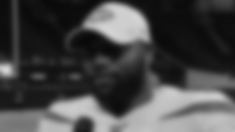 Ty Montgomery: Love What We Are Doing on the First Drives