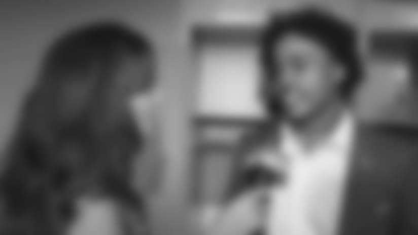 SNY: Avery Williamson Postgame Locker Room 1-on-1