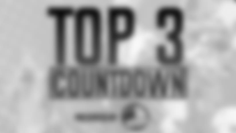 Top 3 Countdown: Best Wide Receiver Duos