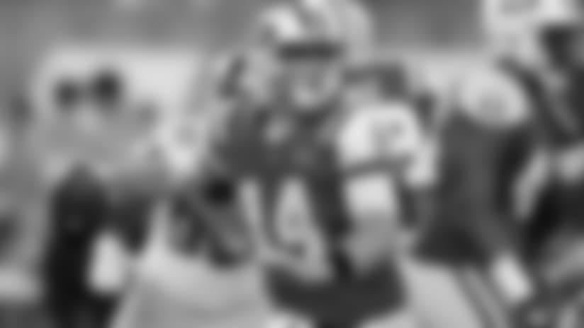NFL Network: Brian Baldinger Breaks Down Film from Sam Darnold's Preseason