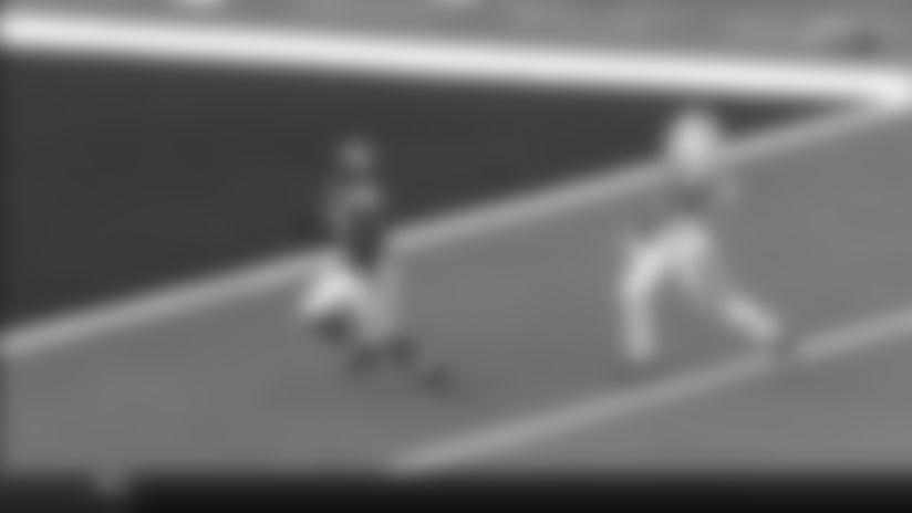 Highlight | Sam Darnold to Jamison Crowder for a 69-Yard TD