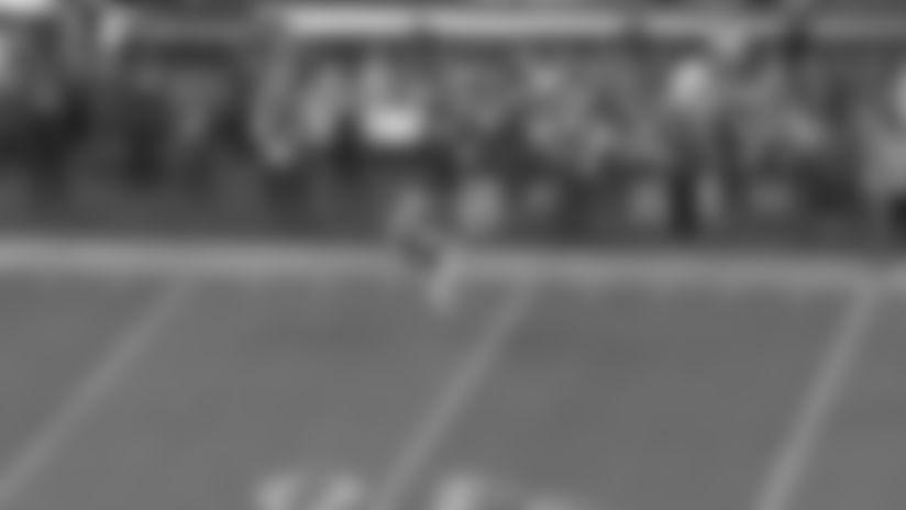 Highlight: Sam Darnold to Demaryius Thomas for 20 Yards