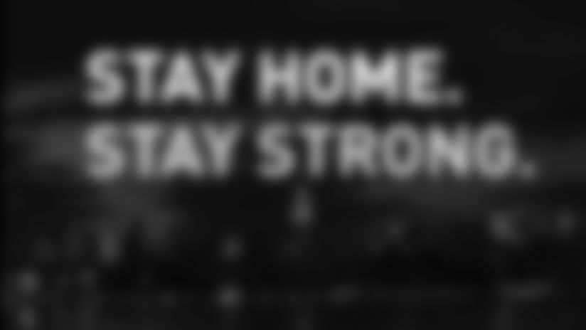 New York Jets | Stay Home. Stay Strong.