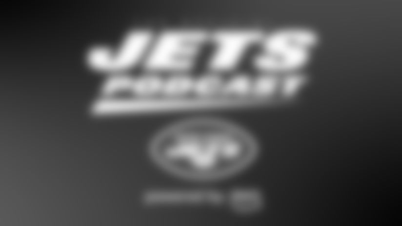 LISTEN | The Official Jets Podcast with GM Joe Douglas (4/7)