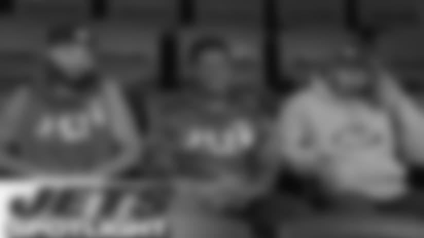 Jets Spotlight: Running Back Trio