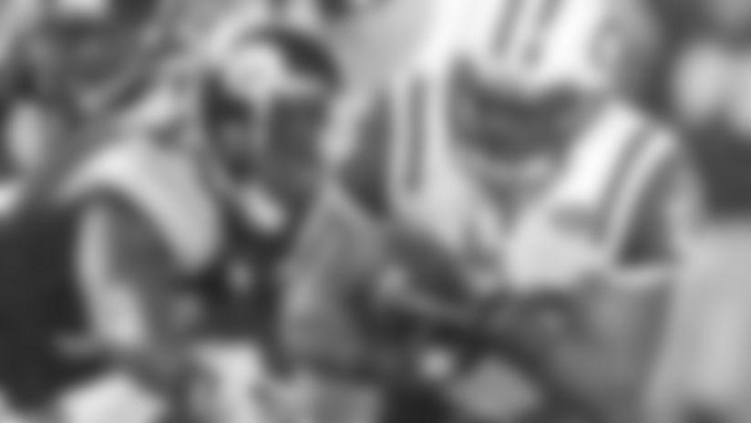 Jets vs. Steelers Throwback Gallery
