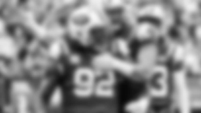 Leonard Williams Wreaks Havoc in Jets' Win vs. Broncos