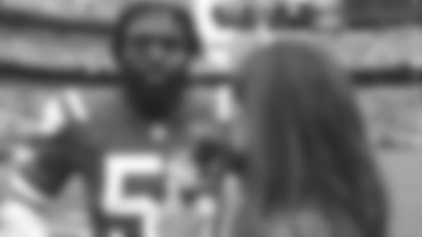 SNY: Postgame 1-on-1 with Demario Davis
