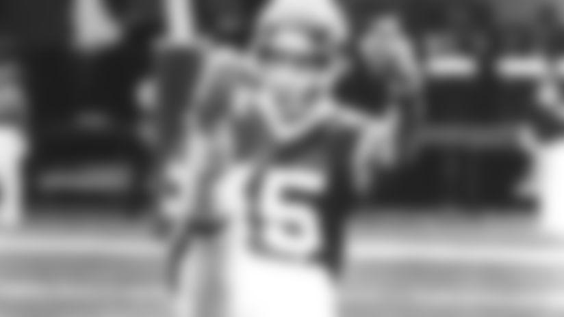 Punter Chuck Ramsey, 1977-84.RamseyCactionI