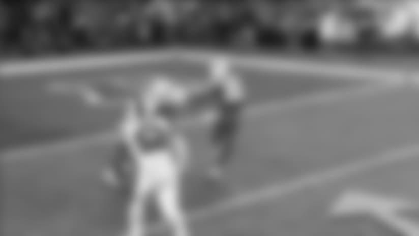 Highlight: Matt Forté 10-Yard TD Run
