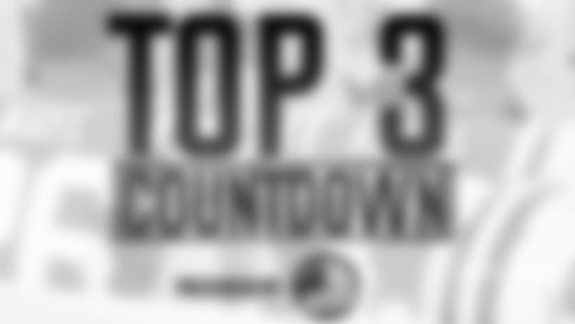 Top 3 Countdown: Best Defensive Duos