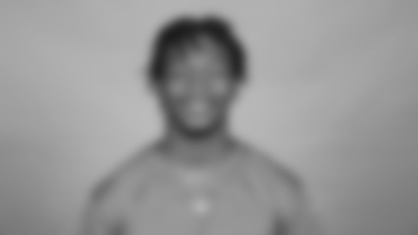 This is a 2021 photo of Detroit Lions corner back AJ Parker (41) of the Detroit Lions NFL football team. This image reflects the  active roster as of June 7th 2021, when this image was taken. (AP Photo)