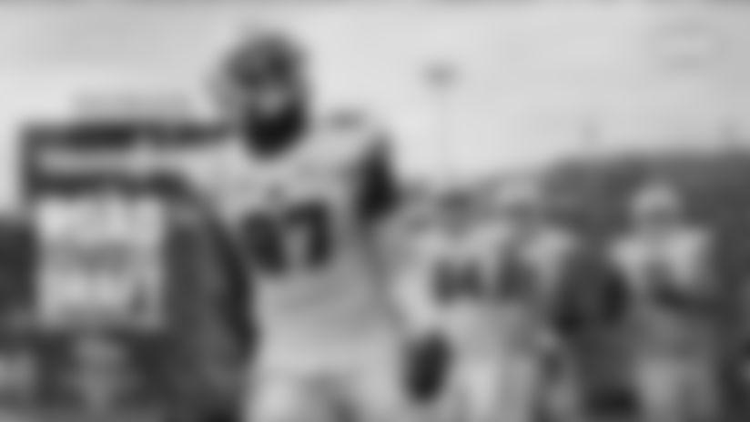 Wide receiver Quintez Cephus
