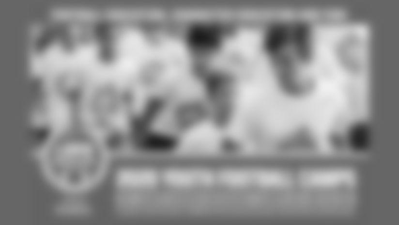 Football Education - 2020 Summer Football Camps - Centerpiece