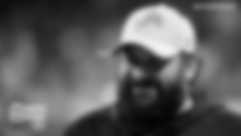Detroit Lions head coach Matt Patricia is seen during pregame of an NFL football game against the New England Patriots, Sunday, Sept. 23, 2018, in Detroit. (AP Photo/Rick Osentoski)
