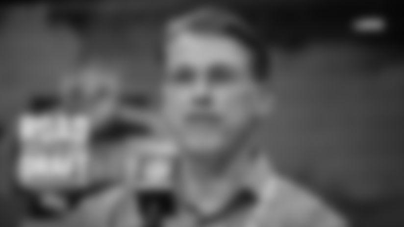 Minnesota Vikings general manager Rick Spielman