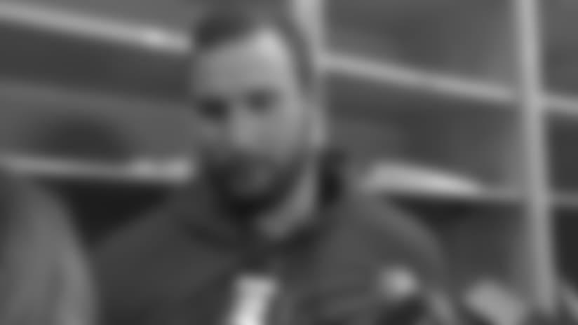 Ragnow on Week 9 loss