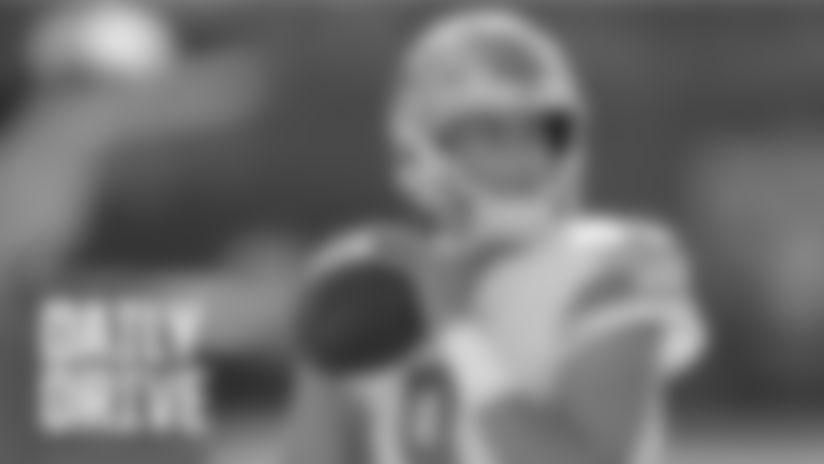 Quarterback Matthew Stafford
