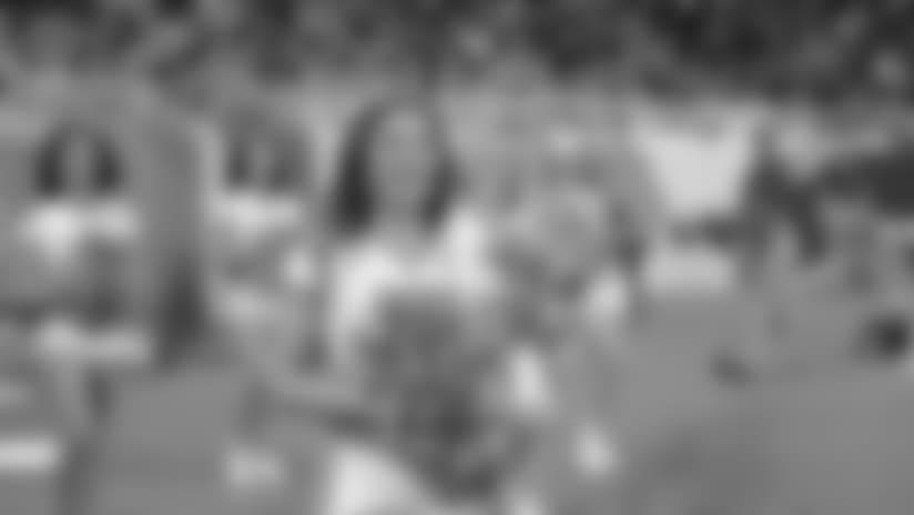 Detroit Lions Cheerleaders-Courtney