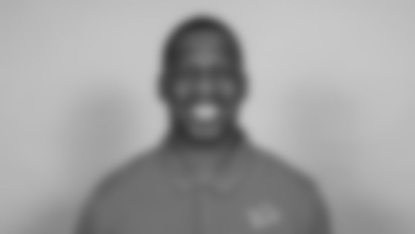 This is a 2021 photo of Morris Henry of the Detroit Lions NFL football team. This image reflects the  active staff as of February 18st 2021, when this image was taken. (AP Photo)