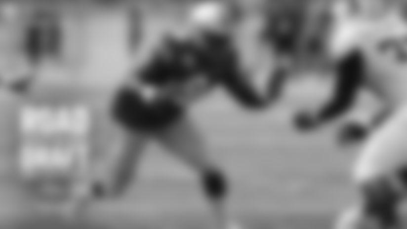 Defensive lineman Jashon Cornell