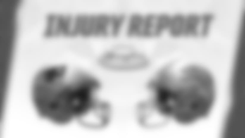 Lions vs. Patriots injury report: Sept. 21