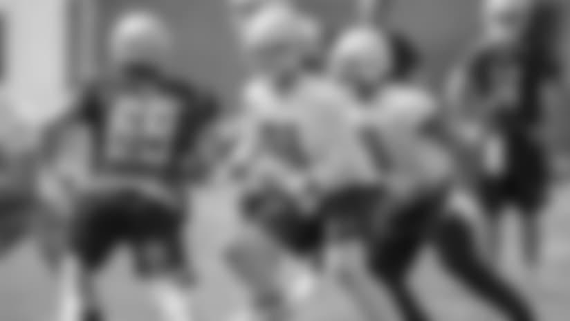 O'HARA: Decker putting last year's injury behind him