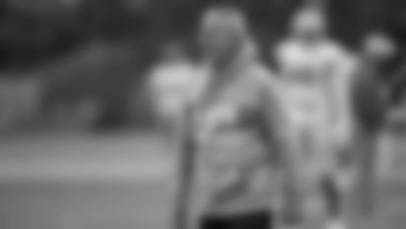 Lions announce coaching staff change