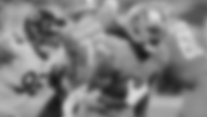 Detroit Lions running back Bo Scarbrough (43) during a NFL football game against the Chicago Bears Thursday, Nov. 28, 2019 in Detroit. (Detroit Lions via AP).