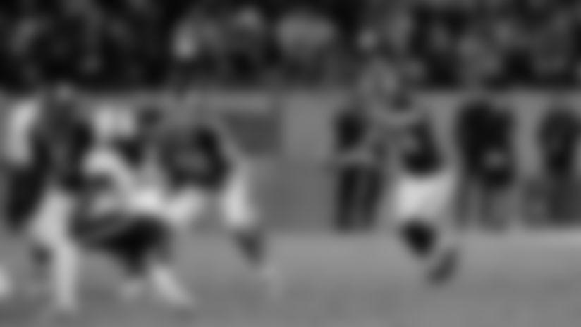 Texas A&M punter Braden Mann (34) kicks against South Carolina during the second half of an NCAA college football game Saturday, Nov. 16, 2019, in College Station, Texas. (AP Photo/David J. Phillip)
