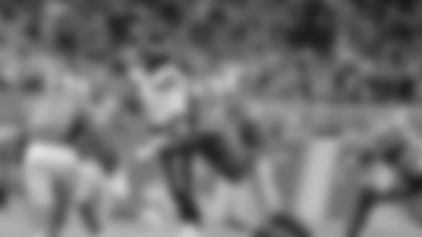 Detroit Lions vs. Seattle Seahawks: Game Photos